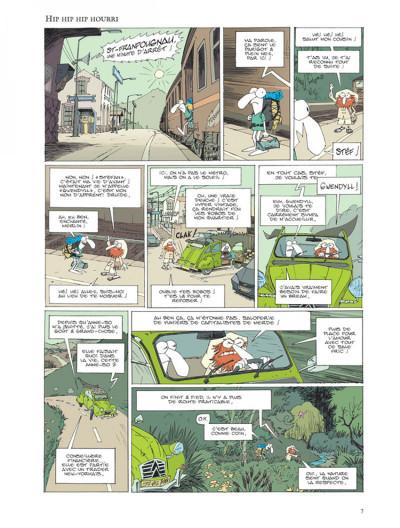 Page 5 Les fables de la poubelle tome 1