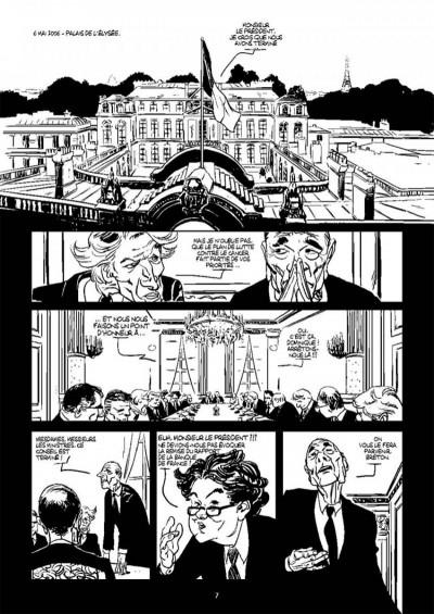 Page 1 L'affaire des affaires tome 1 - l'argent invisible