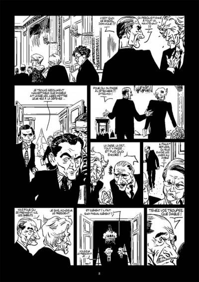 Page 2 L'affaire des affaires tome 1 - l'argent invisible