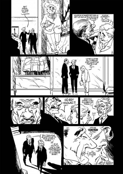 Page 3 L'affaire des affaires tome 1 - l'argent invisible