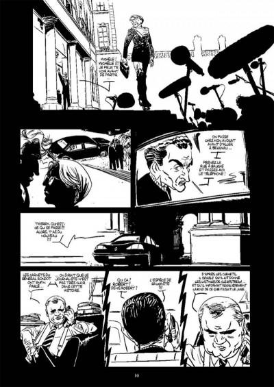 Page 4 L'affaire des affaires tome 1 - l'argent invisible