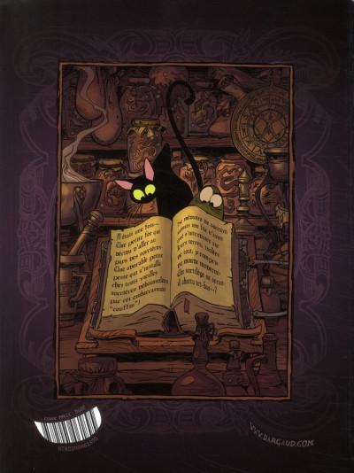 Dos Sorcelleries tome 2 - que la lumière soit fête !