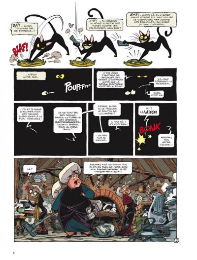 Page 2 Sorcelleries tome 2 - que la lumière soit fête !