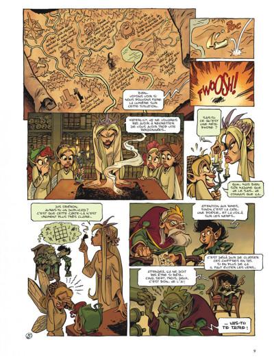 Page 5 Sorcelleries tome 2 - que la lumière soit fête !