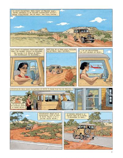 Page 1 Léna tome 2 - léna et les trois femmes