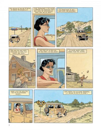 Page 2 Léna tome 2 - léna et les trois femmes