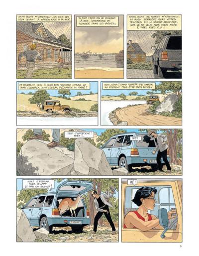 Page 3 Léna tome 2 - léna et les trois femmes