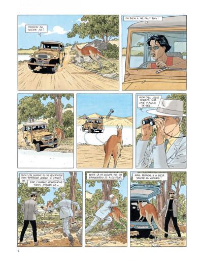Page 4 Léna tome 2 - léna et les trois femmes