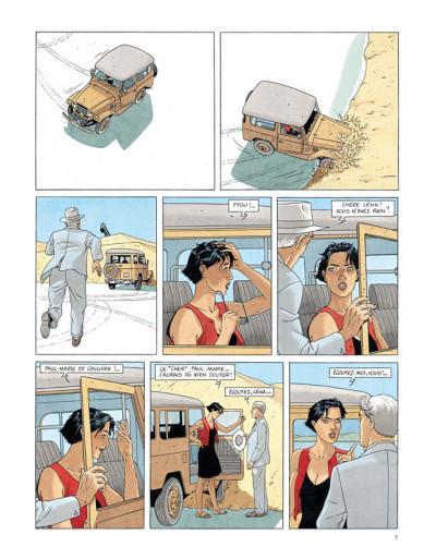 Page 5 Léna tome 2 - léna et les trois femmes