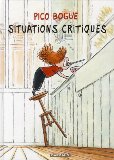 Couverture Pico bogue tome 2 - situations critiques