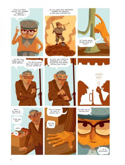 Page 4 Trompe la mort