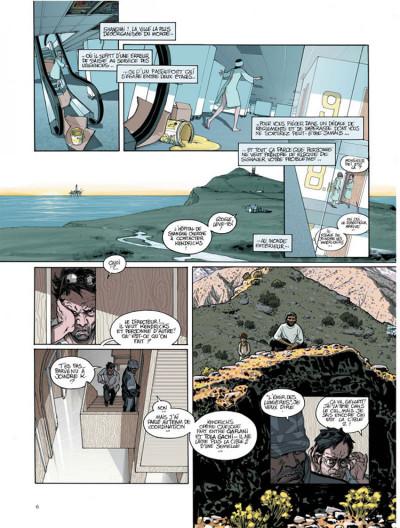Page 2 Ghost money tome 2 - les yeux de chamza