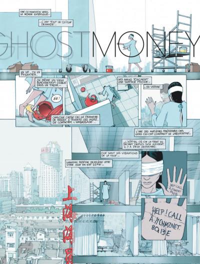 Page 5 Ghost money tome 2 - les yeux de chamza