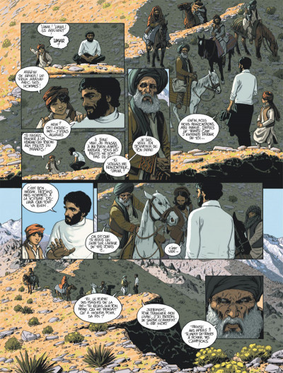 Page 7 Ghost money tome 2 - les yeux de chamza