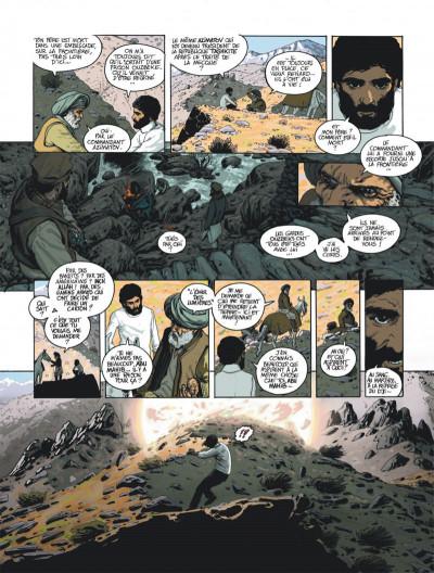 Page 8 Ghost money tome 2 - les yeux de chamza