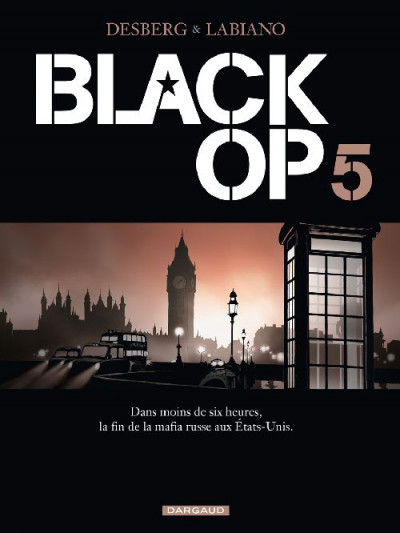 image de Black op tome 5