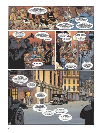 Page 2 La croix de cazenac tome 10 - la dernière croix