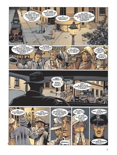 Page 3 La croix de cazenac tome 10 - la dernière croix