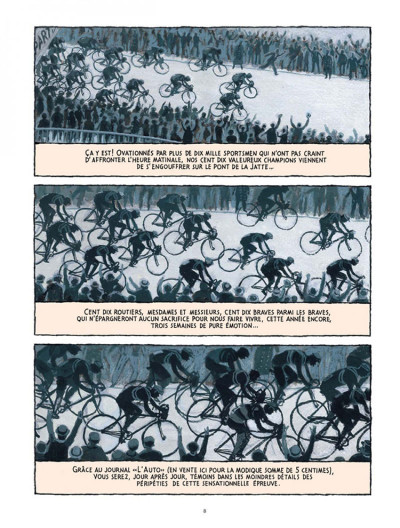 Page 2 Le tour des géants