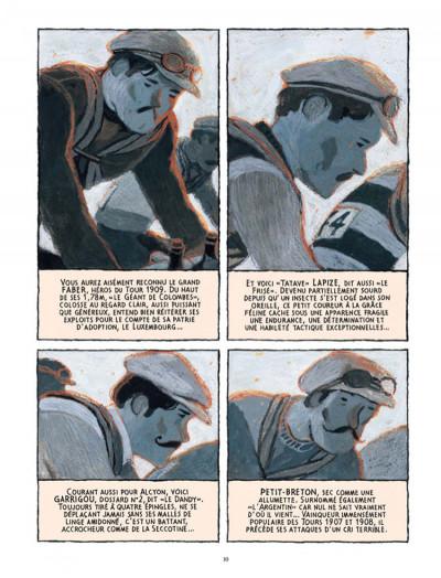 Page 4 Le tour des géants