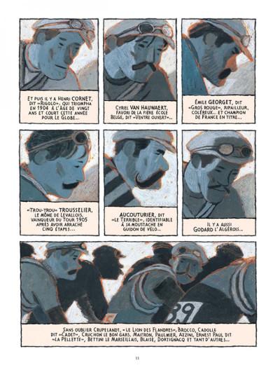 Page 5 Le tour des géants