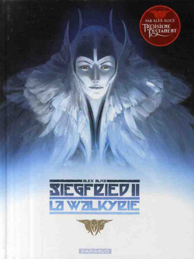 Couverture Siegfried tome 2