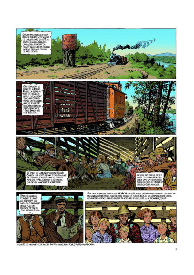 Page 1 O'boys tome 2 - deux chats gais sur un train brûlant