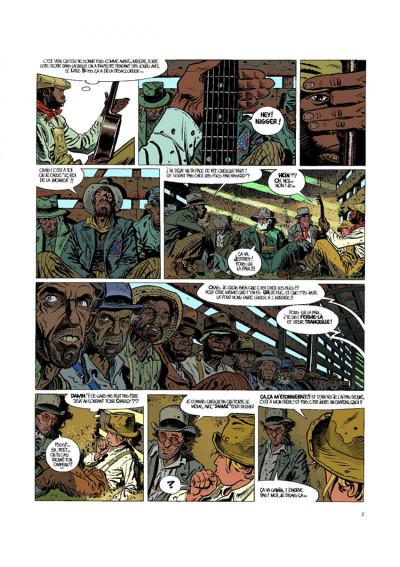 Page 3 O'boys tome 2 - deux chats gais sur un train brûlant