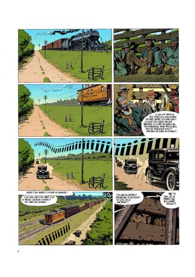 Page 4 O'boys tome 2 - deux chats gais sur un train brûlant