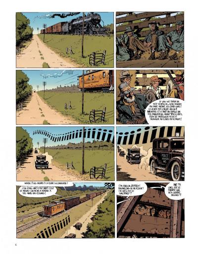 Page 6 O'boys tome 2 - deux chats gais sur un train brûlant