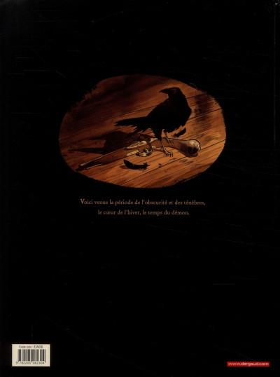 Dos Le marquis d'anaon tome 2 - la vierge noire