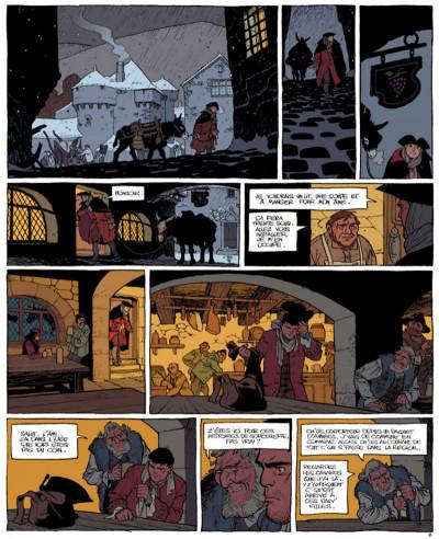 Page 2 Le marquis d'anaon tome 2 - la vierge noire