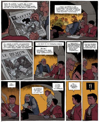 Page 3 Le marquis d'anaon tome 2 - la vierge noire