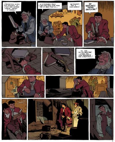 Page 4 Le marquis d'anaon tome 2 - la vierge noire