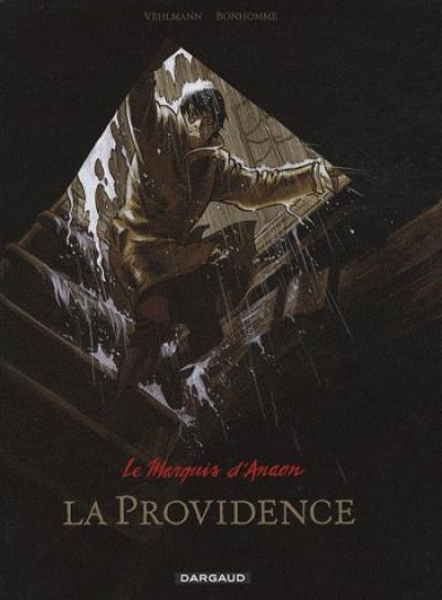 image de Le marquis d'anaon tome 3 - providence