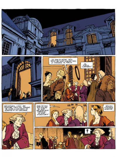Page 1 Le marquis d'anaon tome 3 - providence