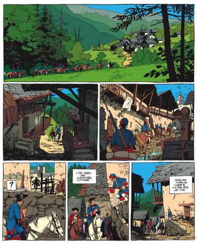 Page 2 Le marquis d'anaon tome 4 - la bête
