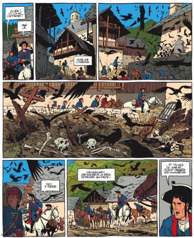 Page 3 Le marquis d'anaon tome 4 - la bête
