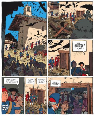 Page 4 Le marquis d'anaon tome 4 - la bête