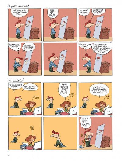 Page 4 Le retour à la terre tome 5 - les révolutions