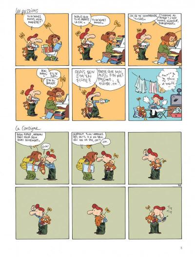 Page 5 Le retour à la terre tome 5 - les révolutions