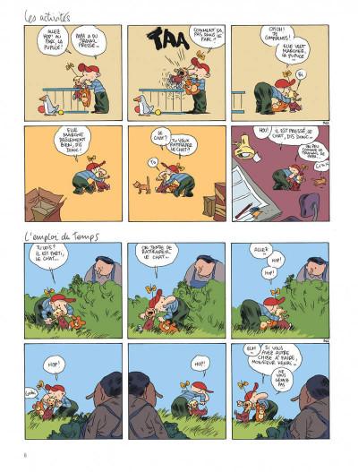 Page 6 Le retour à la terre tome 5 - les révolutions