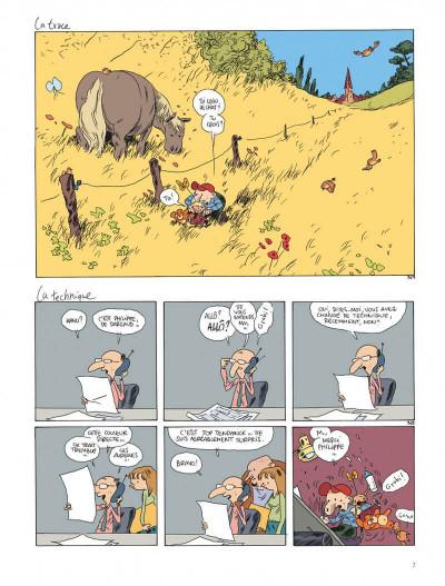 Page 7 Le retour à la terre tome 5 - les révolutions