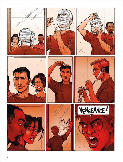 Page 6 Dantès tome 3 - le visage de la vengeance