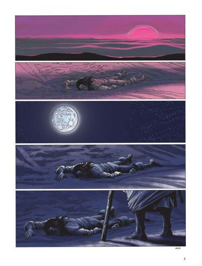 Page 3 Apocalypse mania - cycle 2 tome 2 - manik shamanik