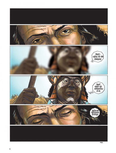Page 4 Apocalypse mania - cycle 2 tome 2 - manik shamanik
