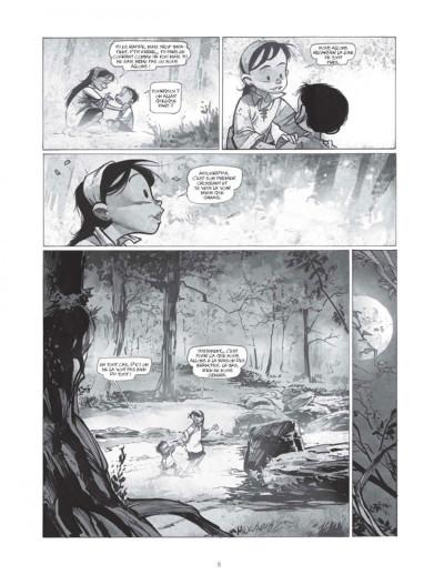 Page 4 Le signe de la lune