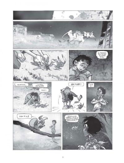 Page 5 Le signe de la lune