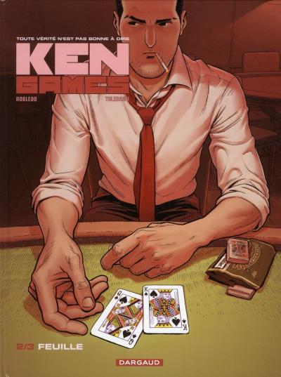 image de Ken games tome 2 - feuille