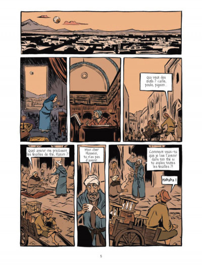Page 1 prince of persia tome 2